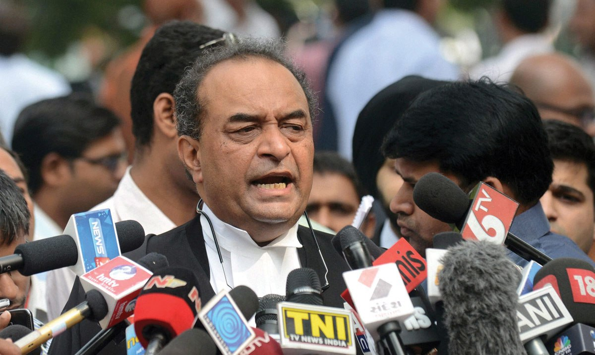 Sr lawyer Mukul Rohatgi appointed to Lokpal panel: Centre