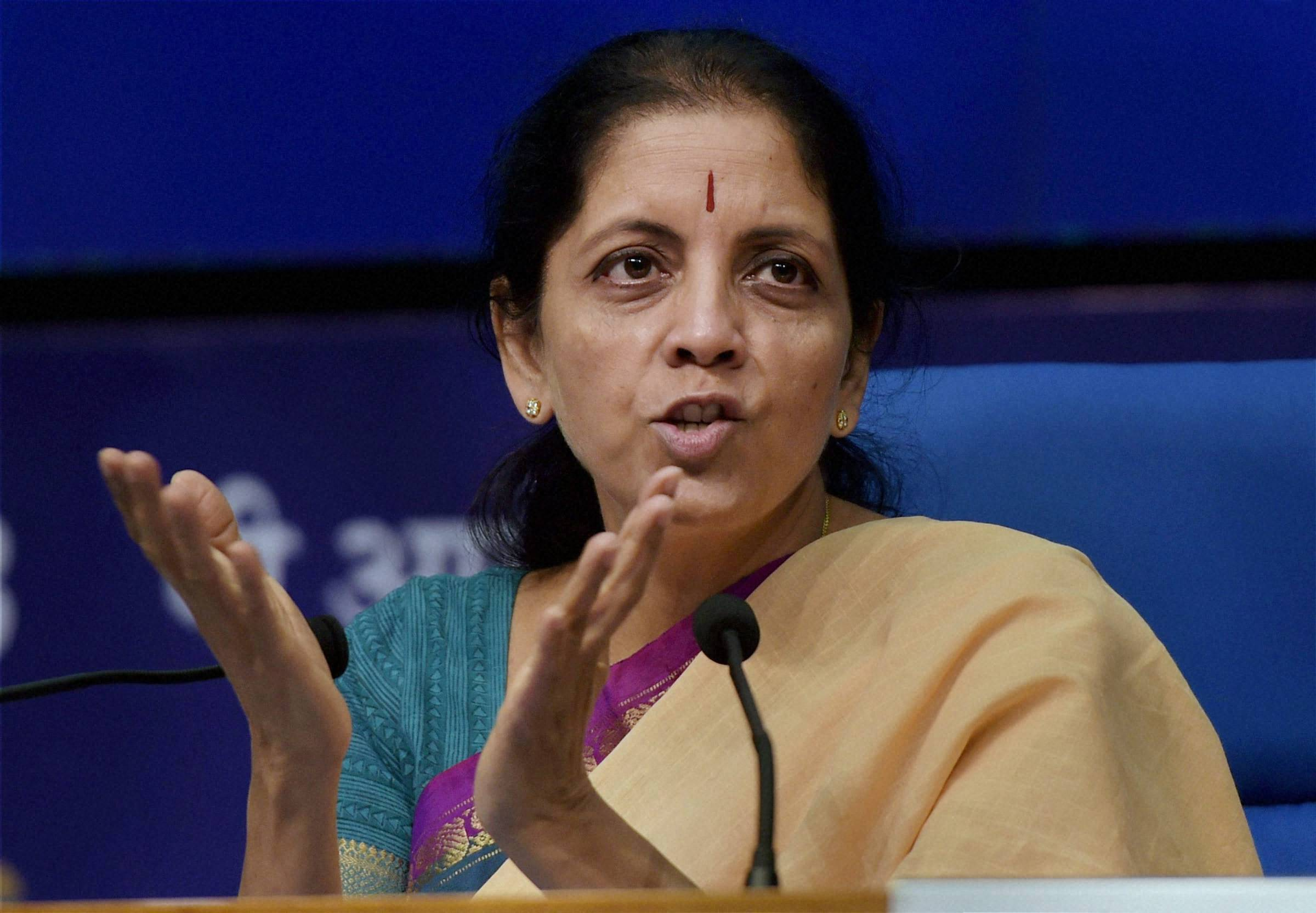 Nirmala Sitharaman 'Not Concerned' With China's Opinion on Her Arunachal Pradesh Visit