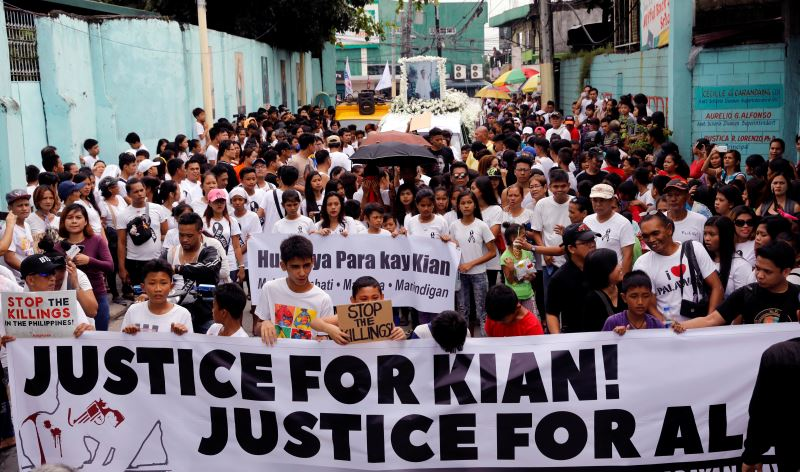 Philippine Congress Backs Annual Budget of Just $20 for Agency Probing Drugs War