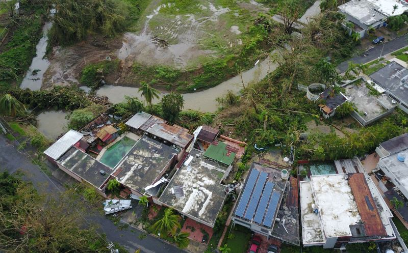San Juan Mayor Slams Federal Relief, Says Its 'a People-Are-Dying' Story