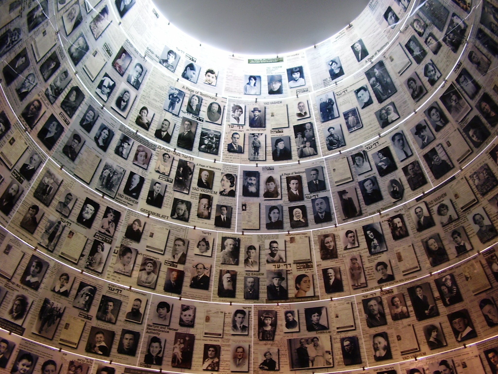 Jerusalem's Holocaust Memorial Is a Grim Reminder of What Hatred and Bigotry Can Achieve