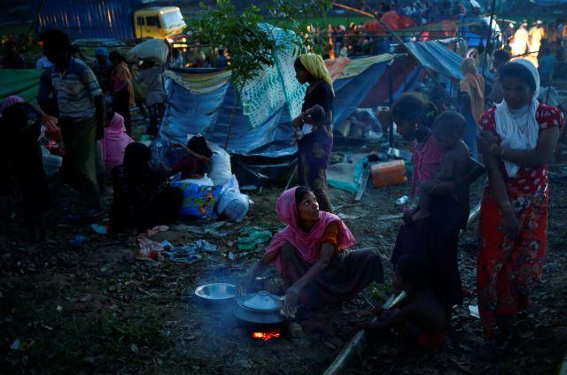 Amid Refugee Crisis, Bangladesh Warns Myanmar Over Air Space Violation