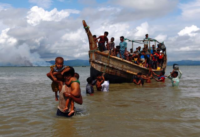 Pressure Mounts on Myanmar over Rohingya Refugee Exodus