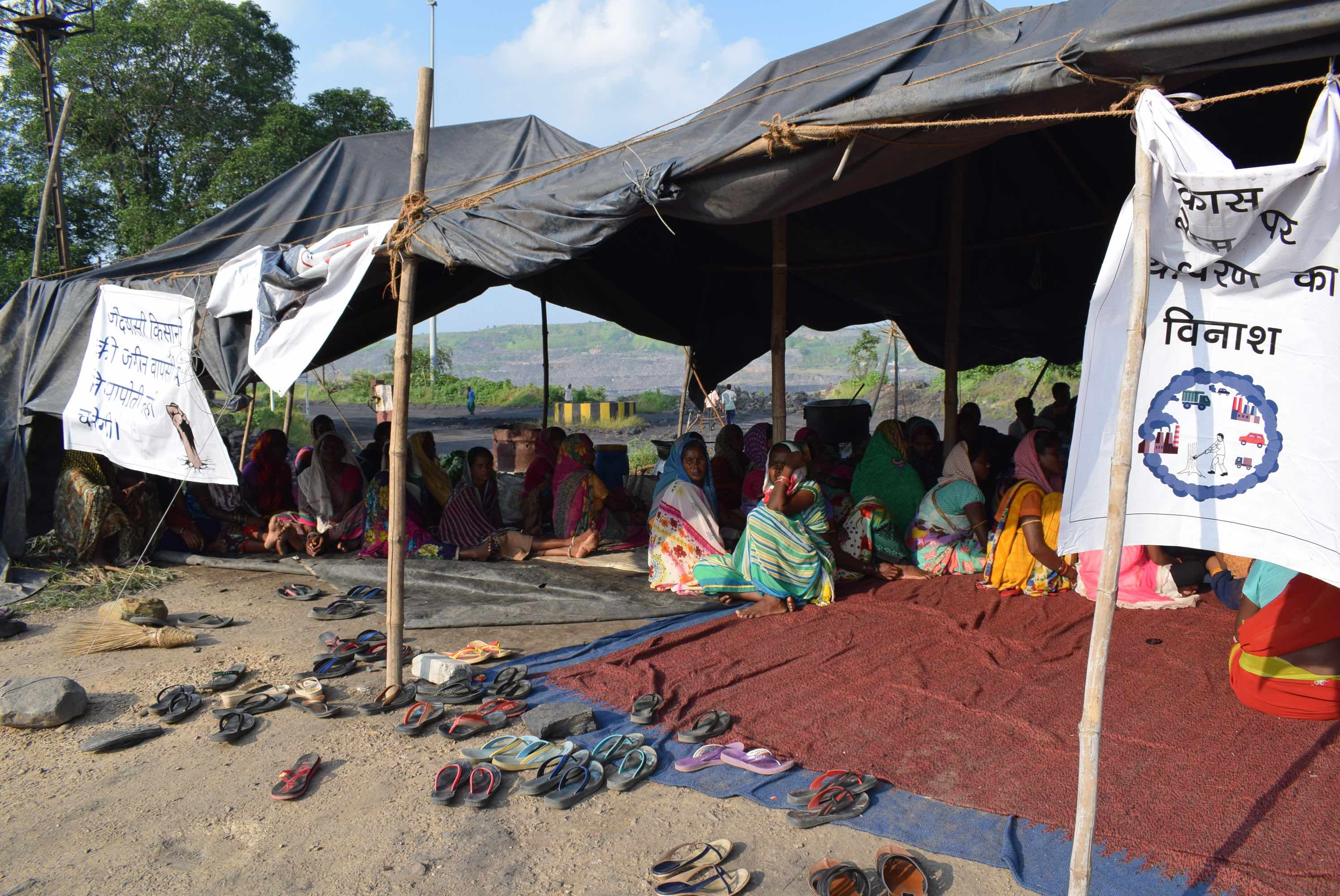 A Successful Protest Against a Chhattisgarh Mine Highlights the Failure of India's Coal Auctions