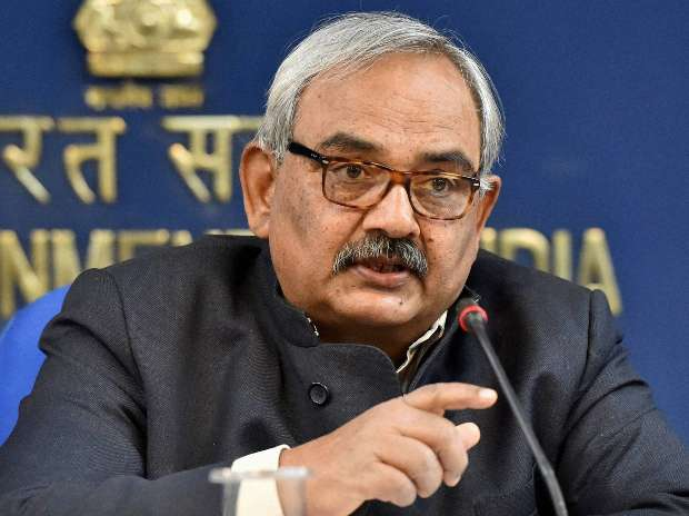 Former Home Secretary Rajiv Mehrishi to Be Next CAG