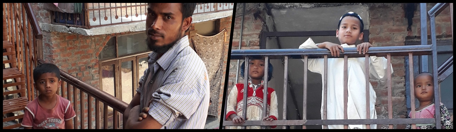 Rohingya in Kashmir Fear for Their Families Back Home While Worrying About Deportation