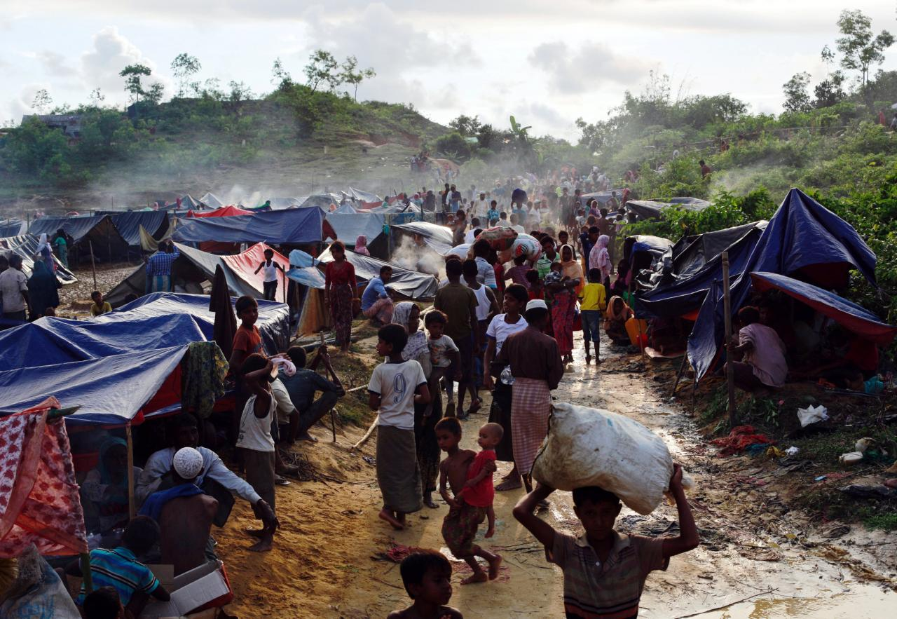 India Acknowledges Rohingya Outflow a Result of 'Operations of Myanmar Security Forces'
