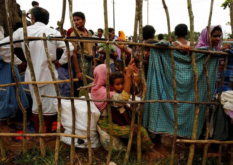 Finding Hope for the Rohingya in Unexpected Places