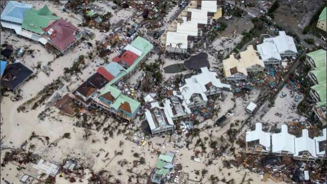 Indians Evacuated From Irma-hit Sint Maarten