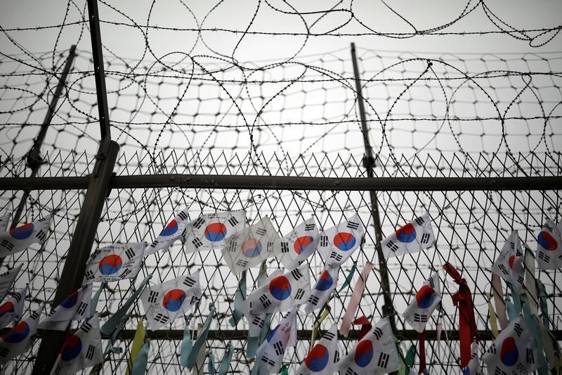 South Korea Approves Aid to North Korea, North Calls Trump 'Barking Dog'