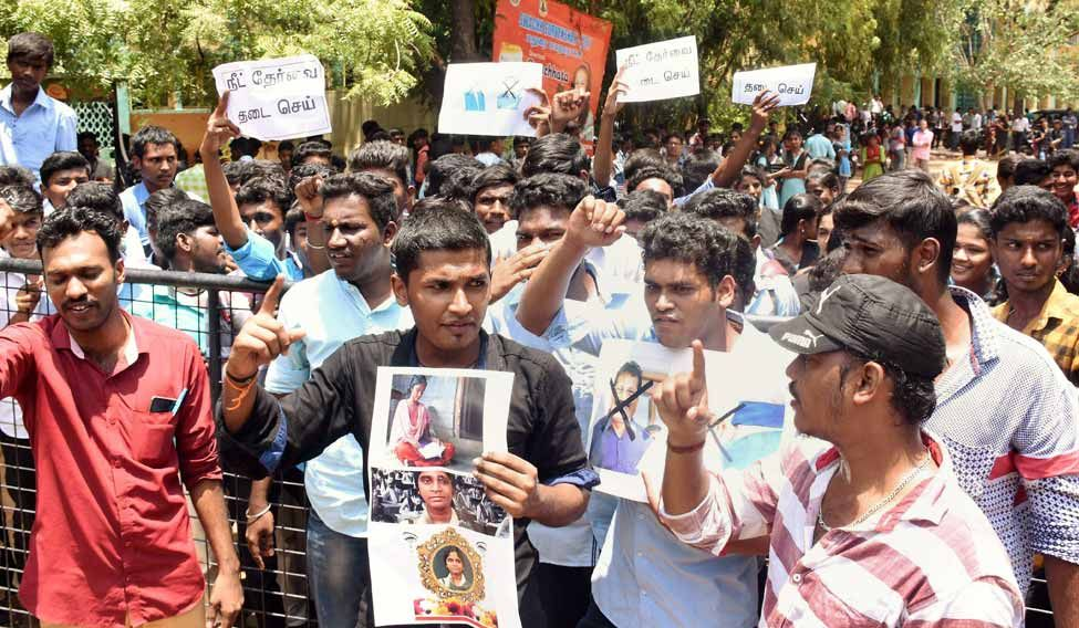 After NEET, Only Two From Tamil Nadu Government Schools Make It to Public Medical Colleges