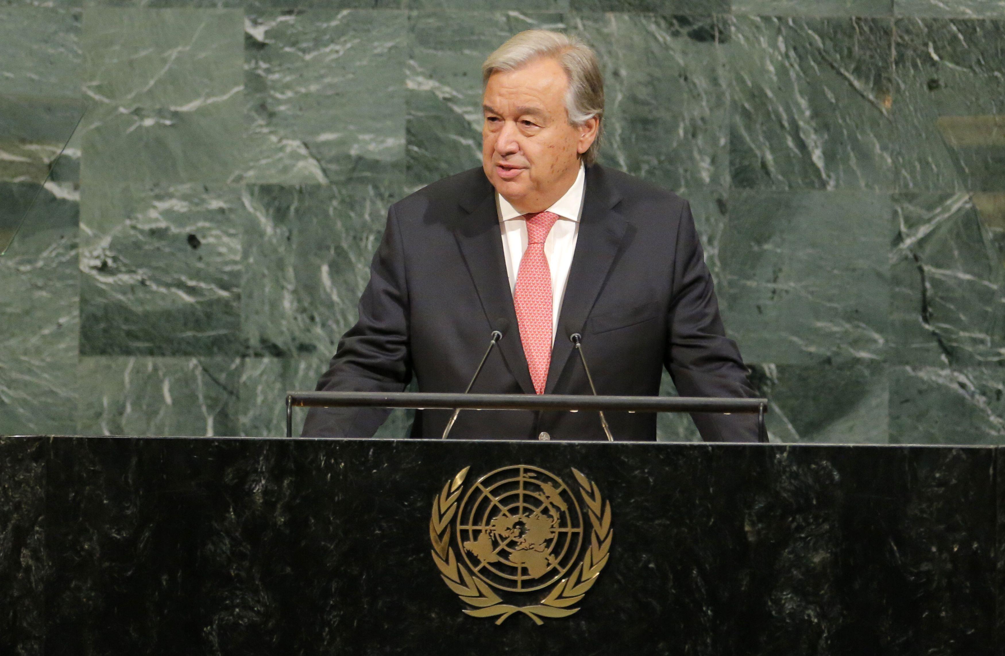 UN Secretary General Guterres to Brief the Security Council on Myanmar