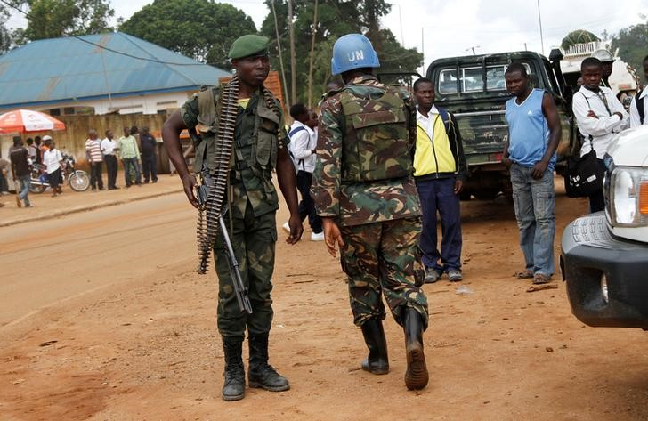 Post US Led Budget Slash, UN Peacekeepers Told to Do More With Less