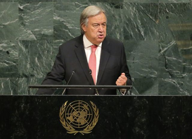 UN Secretary General Guterres Asked by Half of Security Council to Publicly Brief on Myanmar