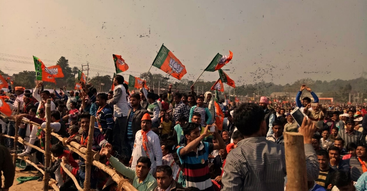 Are Saffron Groups Bringing Mob Rule to One of India's Last Peaceful States?