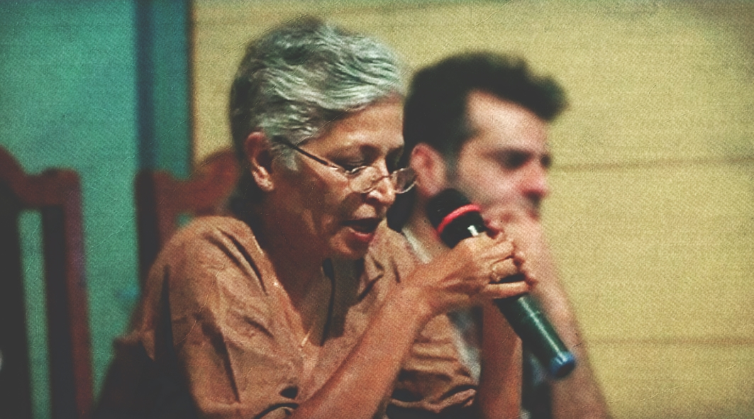 The Right to Dissent is Being Threatened, Says Gauri Lankesh