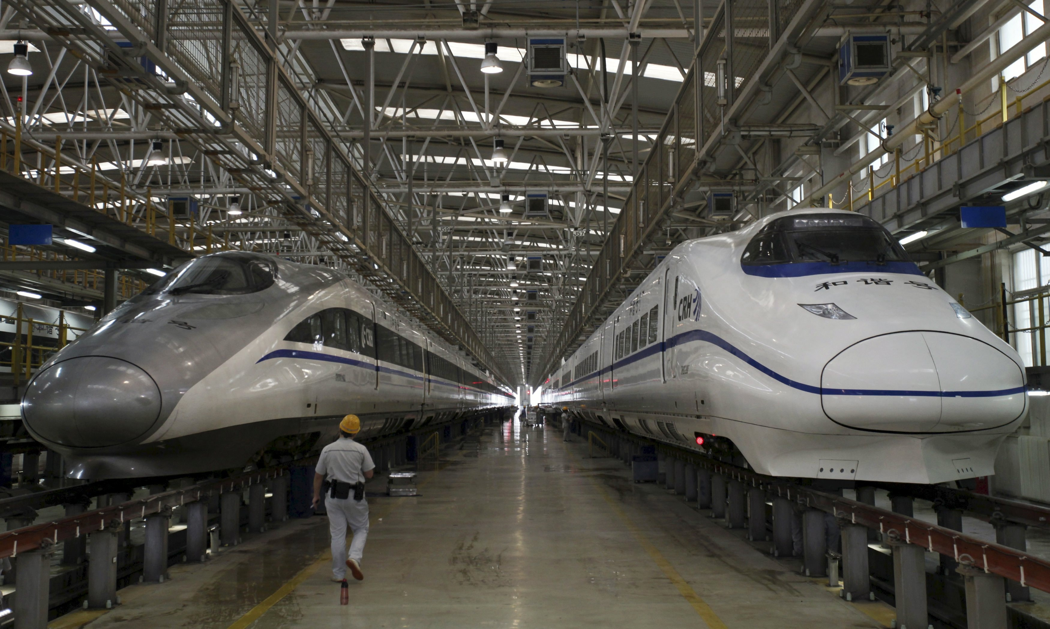 The Mumbai-Ahmedabad Bullet Train Is Many Things, But It's Not Free
