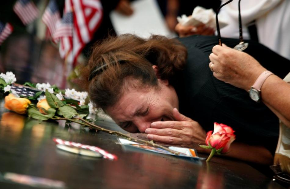 The Time Machine: 9/11 and the Space Between Grief and Analysis