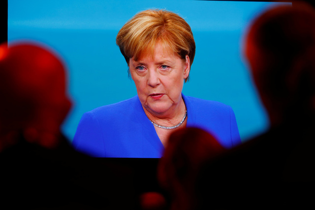 The Rise and Rise of Angela Merkel, or How to Succeed in German Politics
