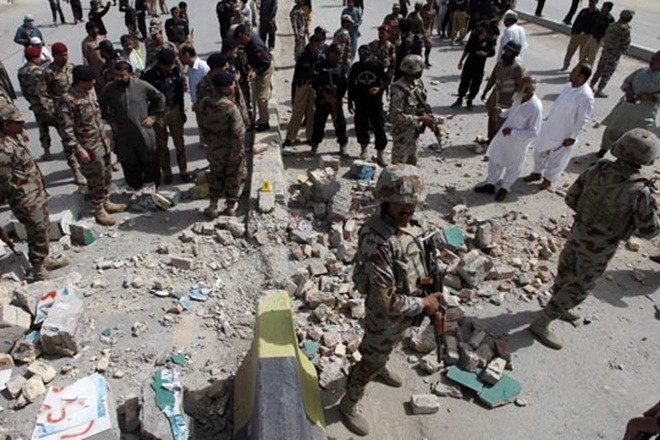 According to the Human Rights Commission of Pakistan, the last few years have seen a rise in civilian casualties in Balochistan because of operations by the security forces. Credit: Reuters