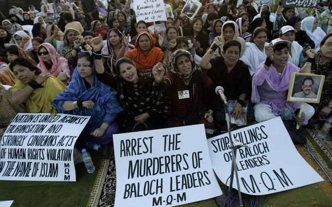 The people of Balochistan deserve better than being oppressed by Rawalpindi and Islamabad or being used as pawns in international great games. Credit: Reuters
