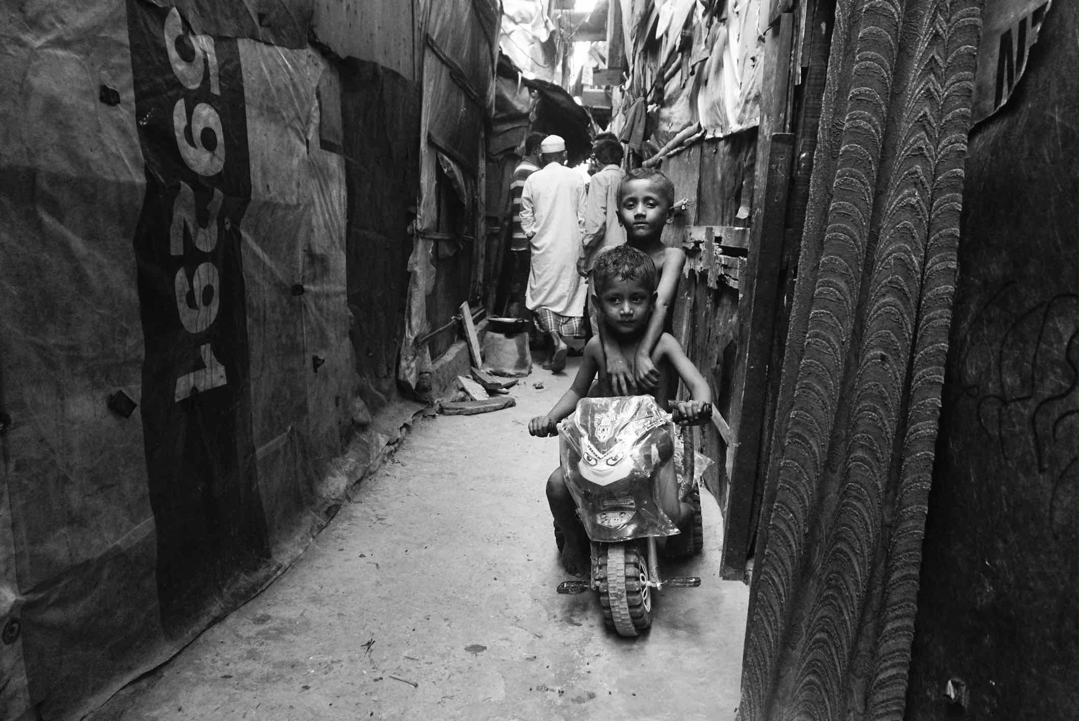 Photo Feature: Rohingya in Delhi Live in Fear of Deportation