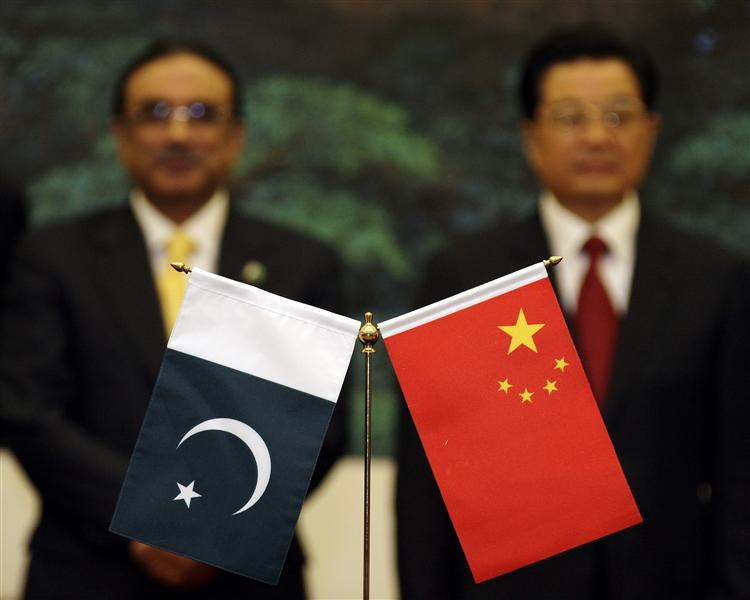 China, Pakistan Agree to Boost Anti-Terror Cooperation Along CPEC