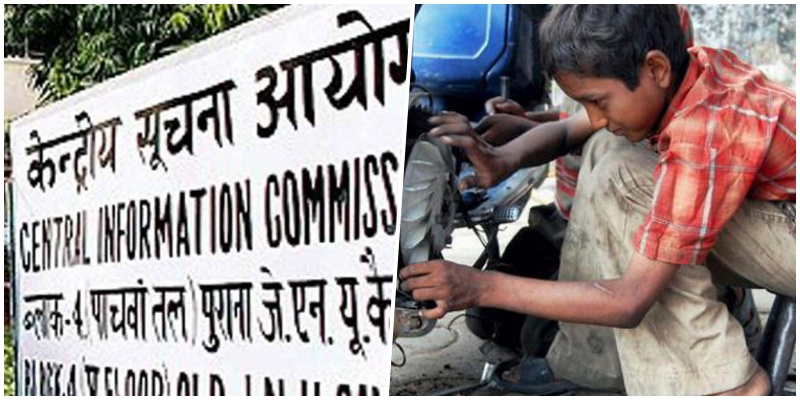 CIC Pulls up Child Rights Protection Body for Refusing to Reveal Basic Information
