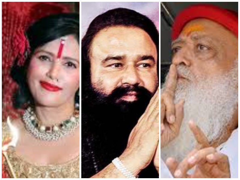 Ram Rahim, Asaram, Radhe Maa Listed as 'Fake Babas' by Apex 'Sadhu Body'