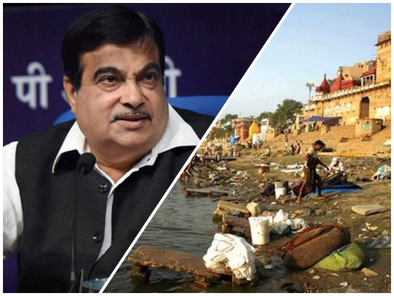 Why Is Narendra Modi Allowing Nitin Gadkari to Destroy the Ganga?