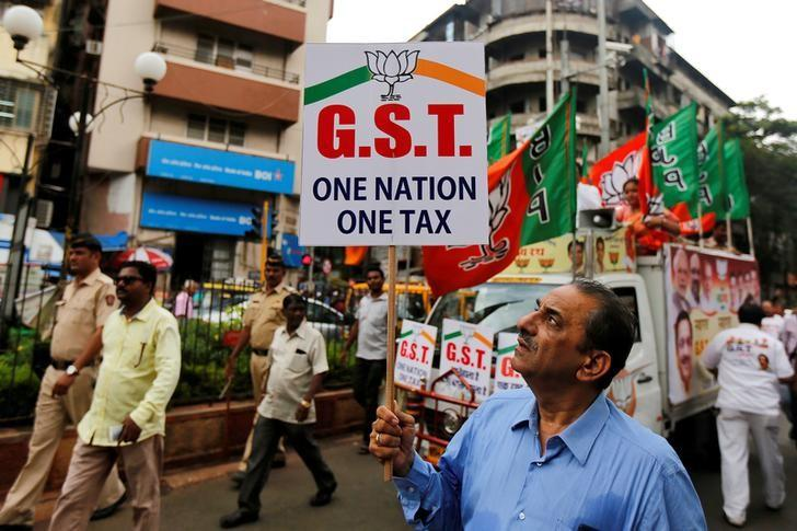 A day before the GST was enacted amid much fanfare, noted former bureaucrat E.A.S Sarma brought to light potential conflicts of interest in appointments to the board of directors of the GSTN. Credit: Reuters