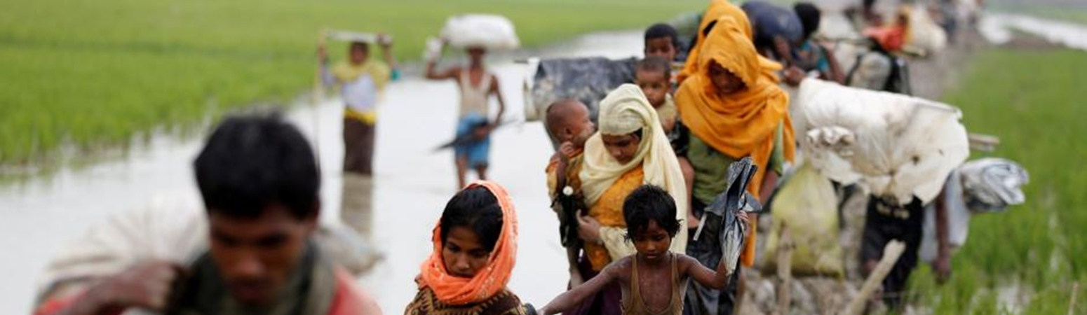 Rohingya Exodus the Fastest, Most Concentrated Refugee Movement in Asia Since 1971