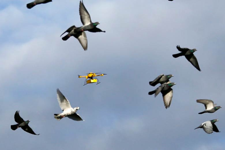 What is required is better identification of the stakeholders in drone technology. Credit: Reuters
