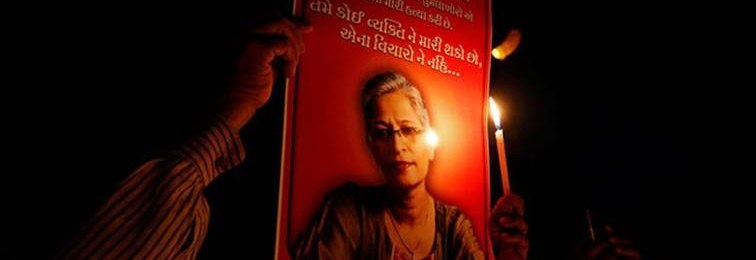 Time to Stop Playing the Politics of Outrage After Gauri Lankesh's Murder