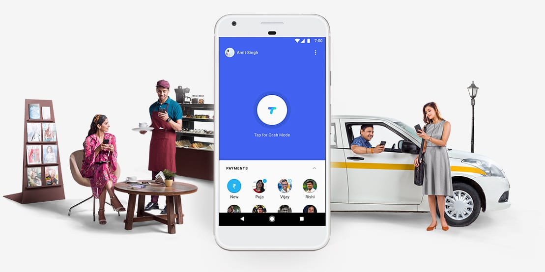 Google Launches Digital Payments Service in India