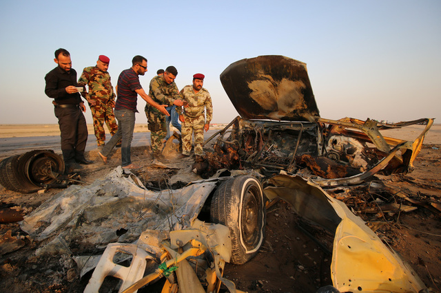 Sixty Killed in Suicide Attacks in Southern Iraq
