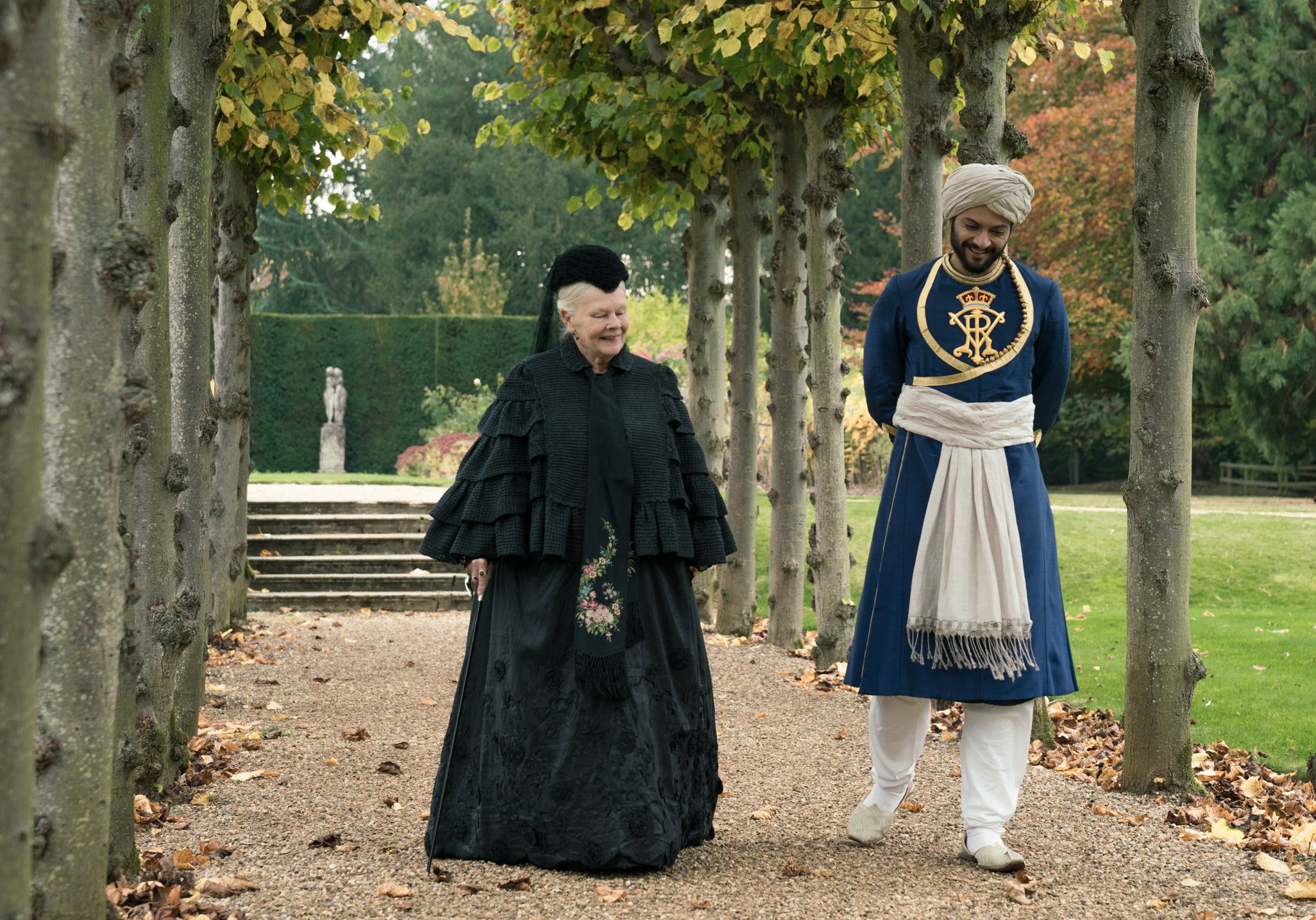 'Victoria and Abdul' Is an Intriguing Tale of an Unlikely Friendship