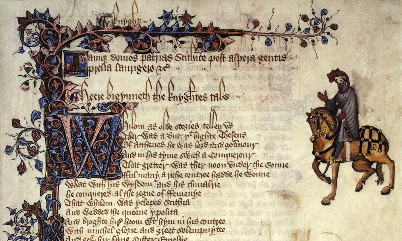 Modern English Poetry Is Made Possible by This 13th Century Revolution