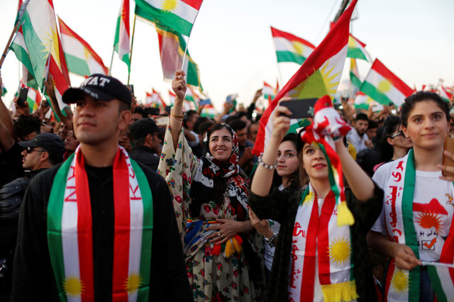 Despite Regional Fears, Kurds Press Historic Independence Vote