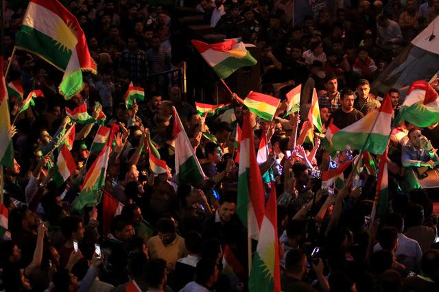 'Yes' Vote Won Independence Referendum, Says Iraqi Kurdish Leader