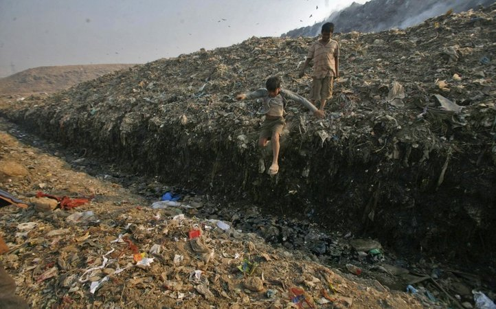 Can the Asola Bhati Mines Solve Delhi's Mounting Waste Problem?