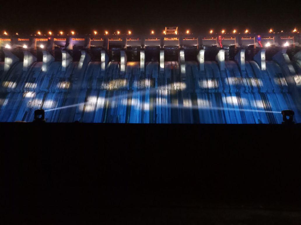 The Sardar Sarovar Dam. Courtesy: Narmada Bachao Andolan