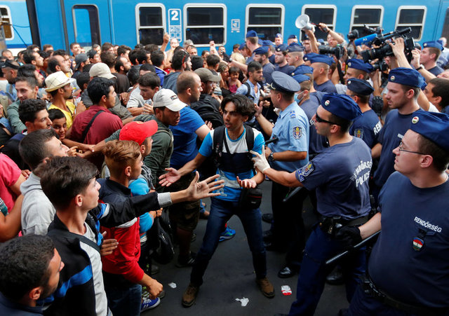 New East-West Feud Triggered by EU Refugee Court Ruling