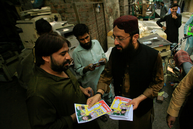 Pakistan Army Pushed for Political Mainstreaming of Militant-Linked Groups