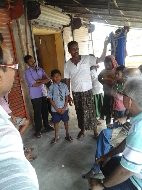 Villagers in Muslim-dominated Kalibas are divided on whom to blame. Credit: Moutuli Nag Sarkar and Tapas Chakraborty