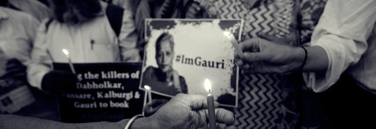 Gauri Lankesh's Argument Has Not Been Laid to Rest
