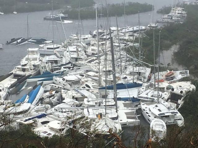 Latin America's Fuel Supply Crunch Worsened by Hurricane Irma