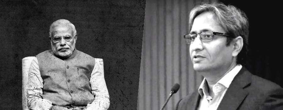 'Is My Life in Danger?' Ravish Kumar Writes Open Letter to PM Narendra Modi