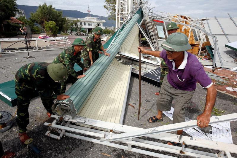 Vietnam's Poorest Worst Hit by Typhoon Disasters