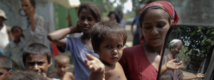 India's Long-Standing Asylum Practices Contradict Modi Government's Stand on Rohingya